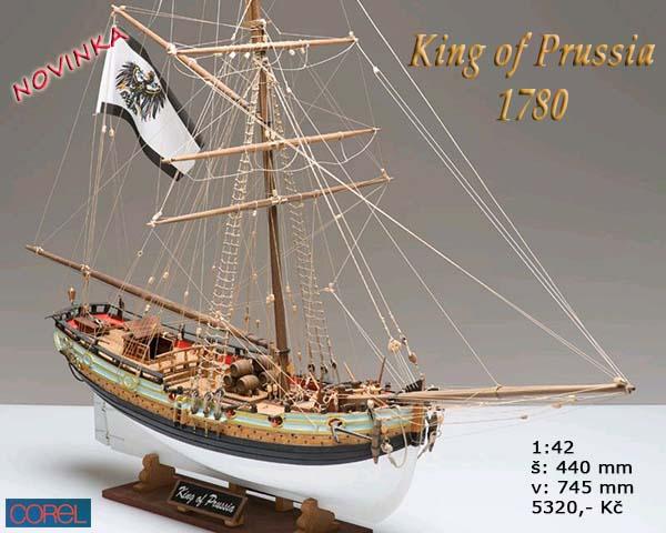 Novinka od Corelu - King of Prussia