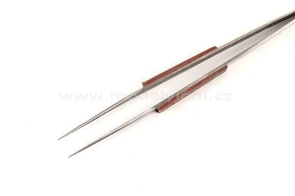 Modelářská špičatá pinzeta 165 mm