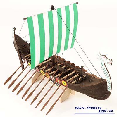 Vikingská loď (Constructo Junior)