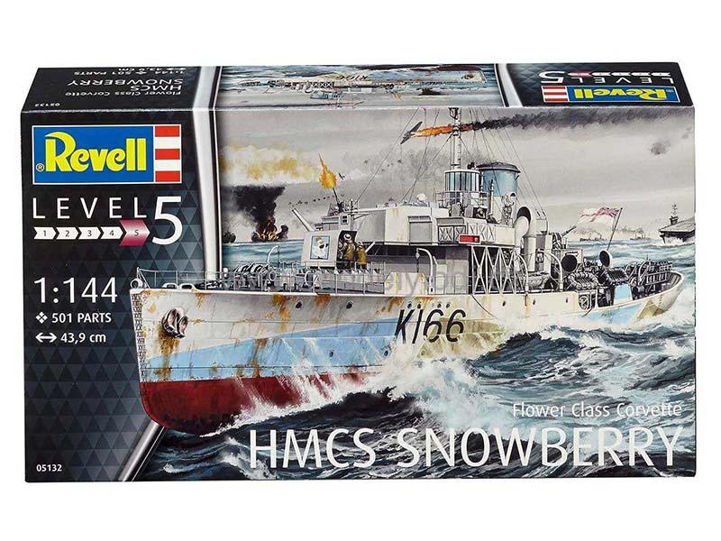 HMCS Snowberry + lepty Eduard